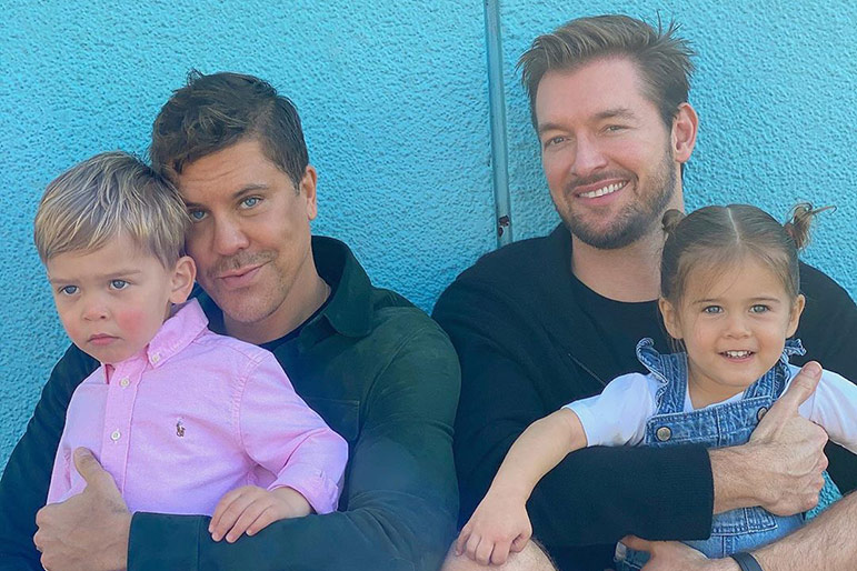 Fredrik Eklund Children Family Mdl