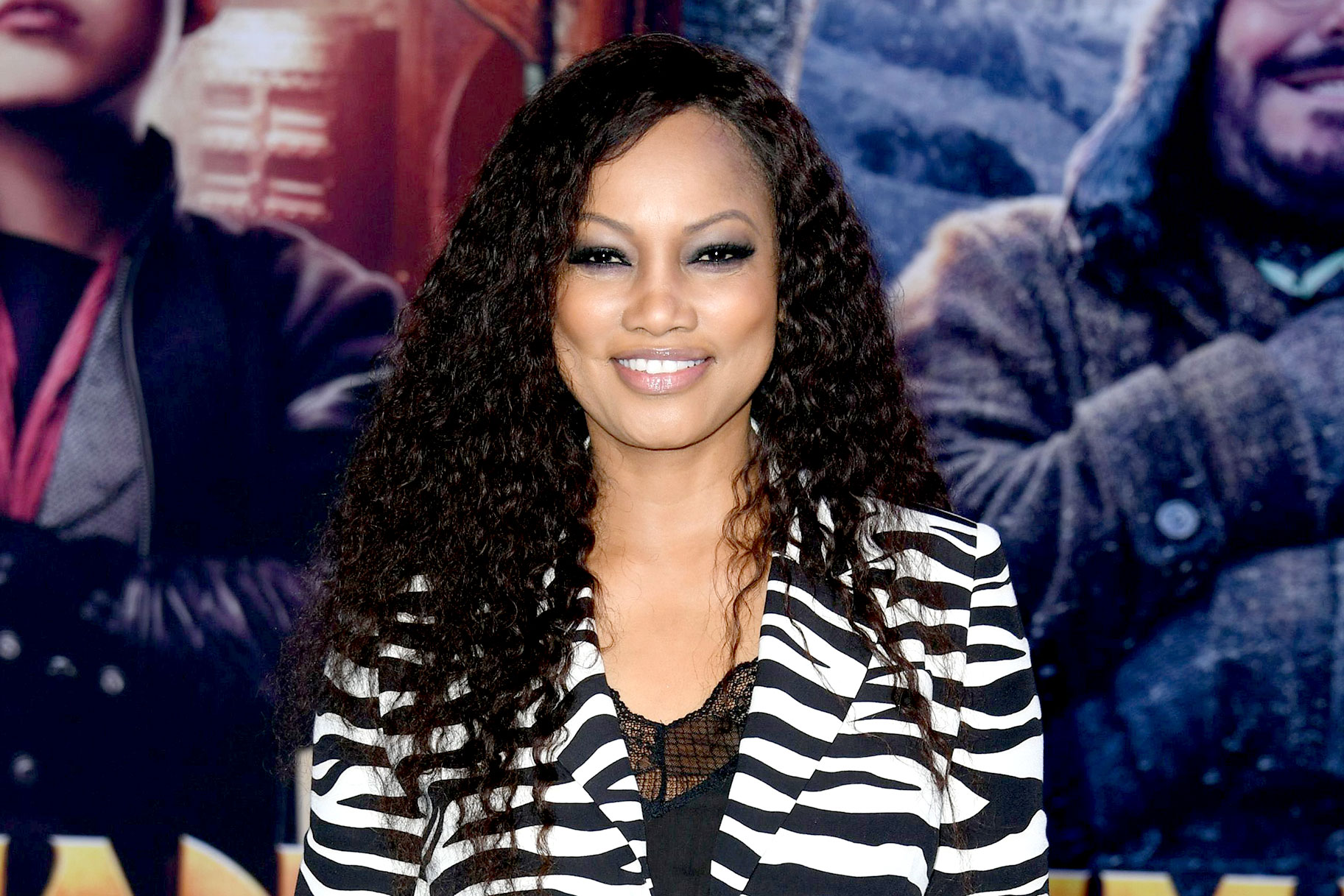 Garcelle Beauvais Boyfriend Michael Elliot