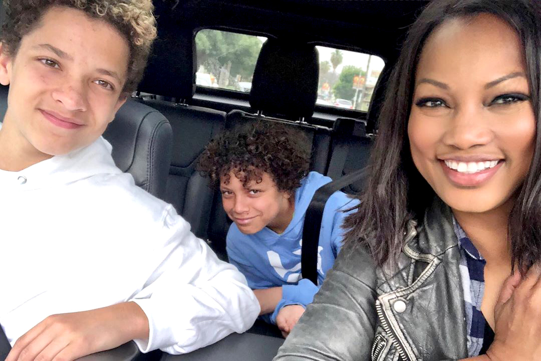 Garcelle Beauvais Children News Rhobh