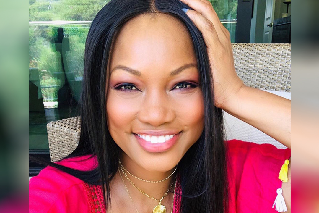 Garcelle Beauvais Sons Throwback Rhobh