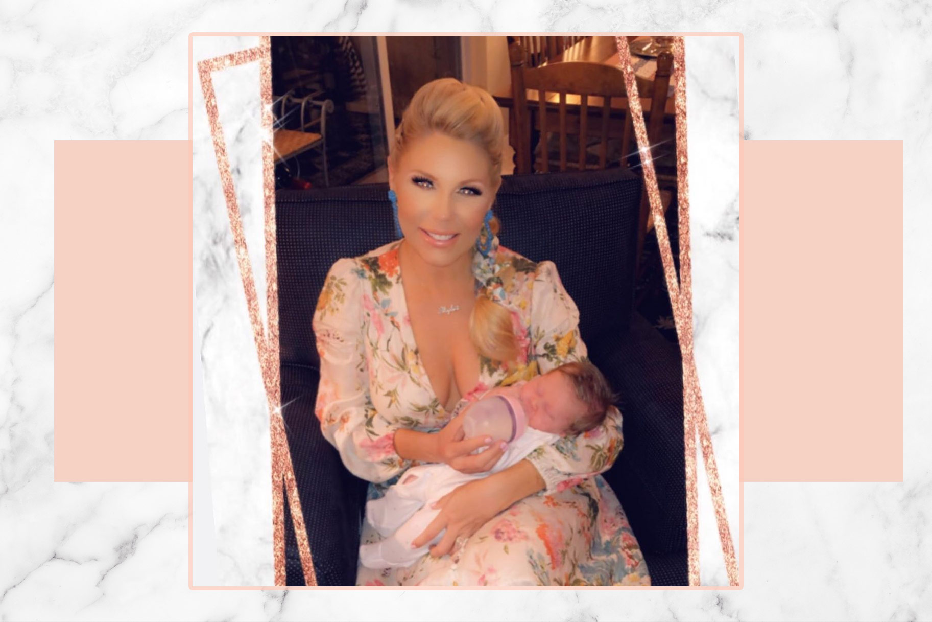 Gretchen Rossi Baby Mom Daughter