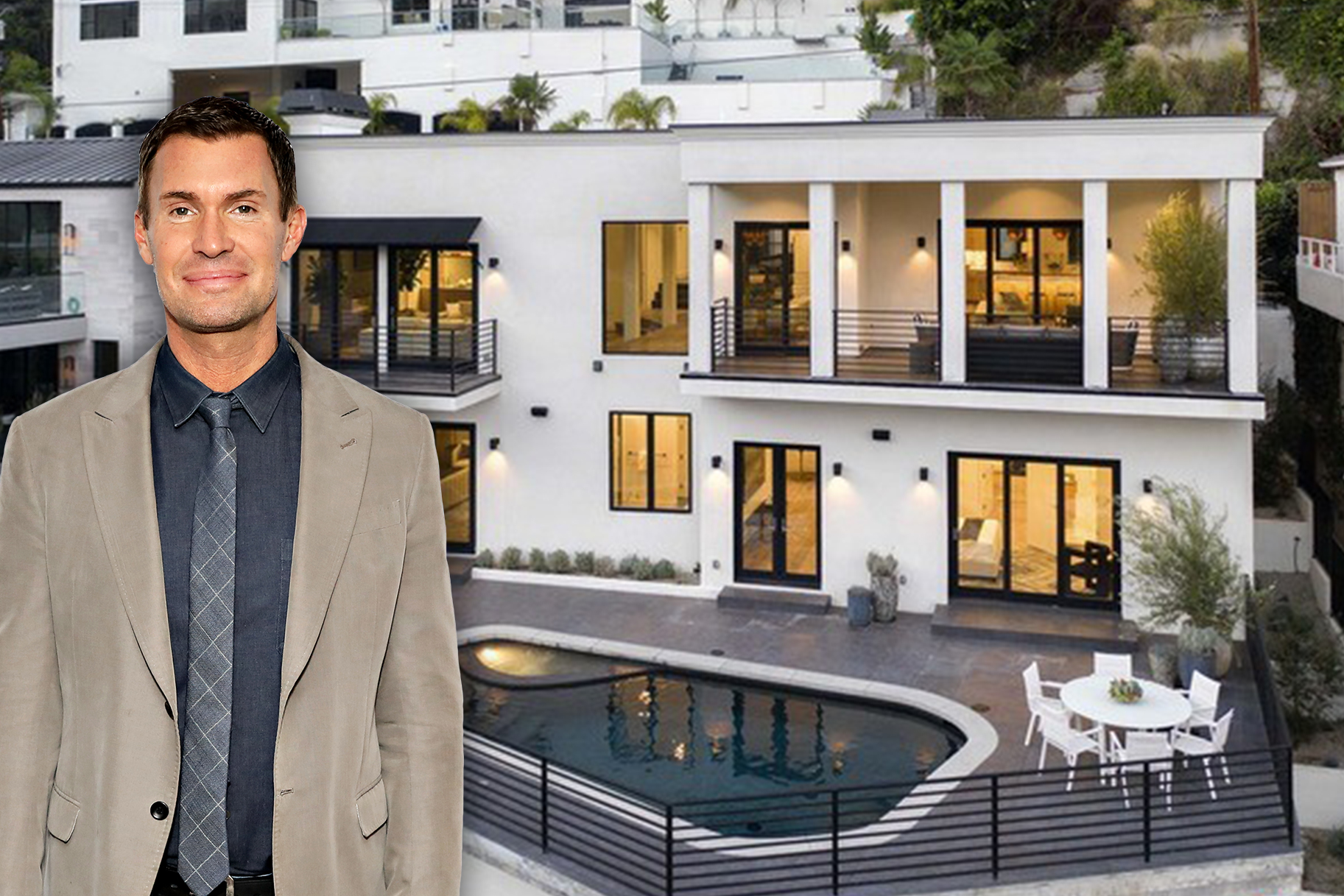 Jeff Lewis Flipped Home