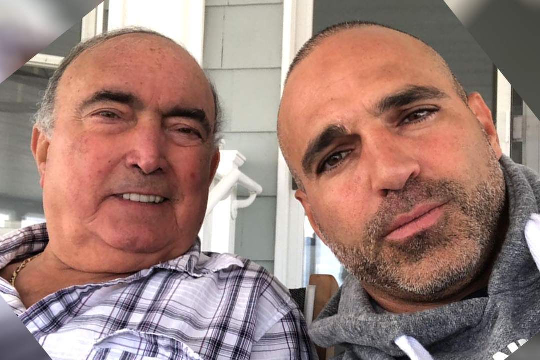 "Joe Gorga Reflects on the ""Wise Words"" His Late Dad Gave Him with a Sweet Throwback"