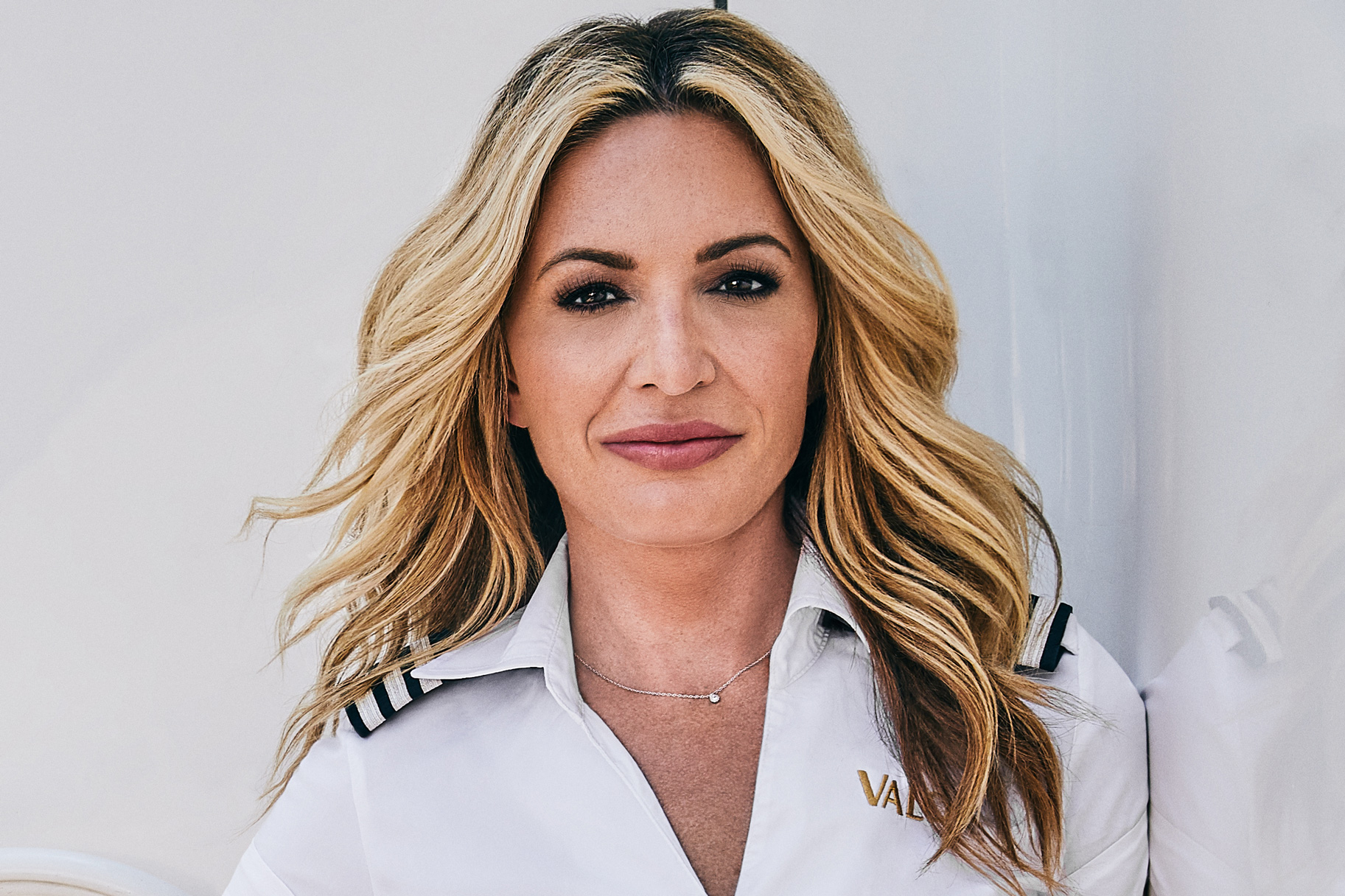 Kate Chastain Leaves Below Deck