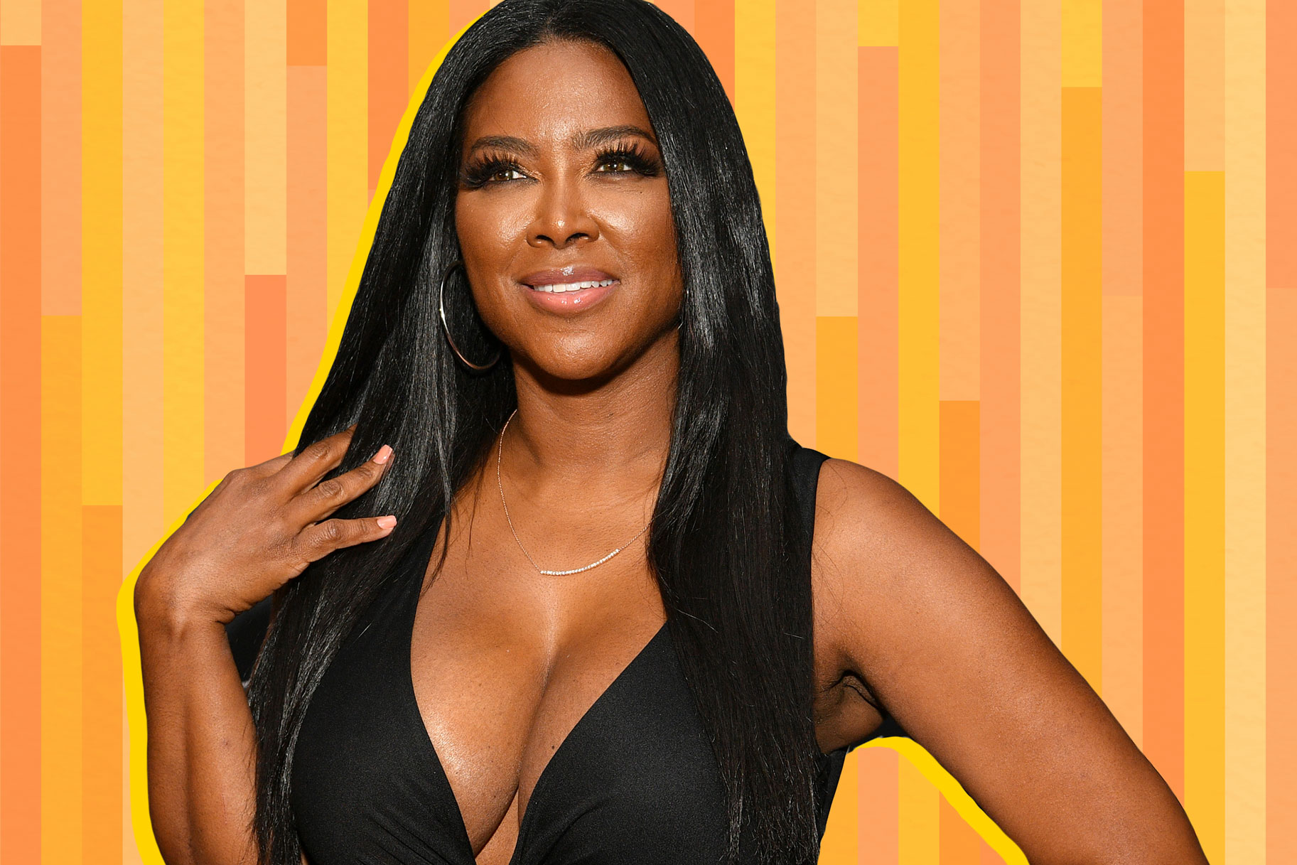 Kenya Moore Breast Reduction Promote