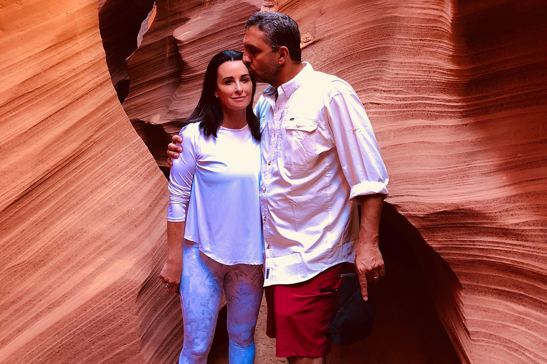 Kyle Richards Mauricio Umansky Photos