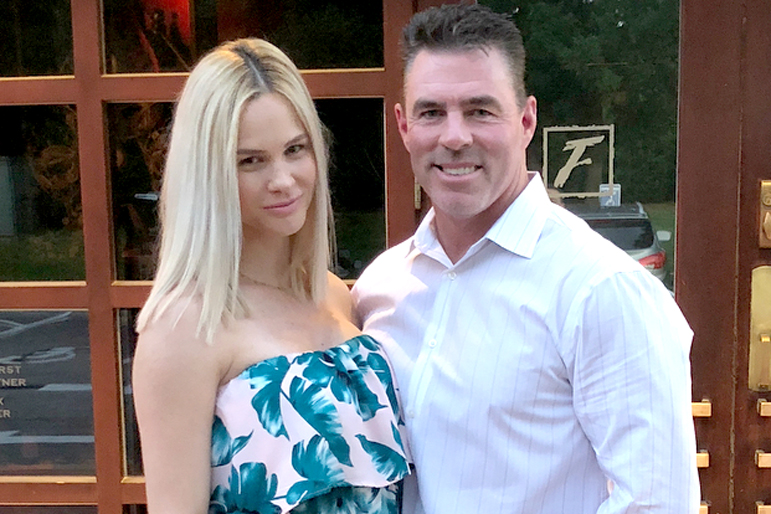 Meghan Jim Edmonds Divorce Allegation