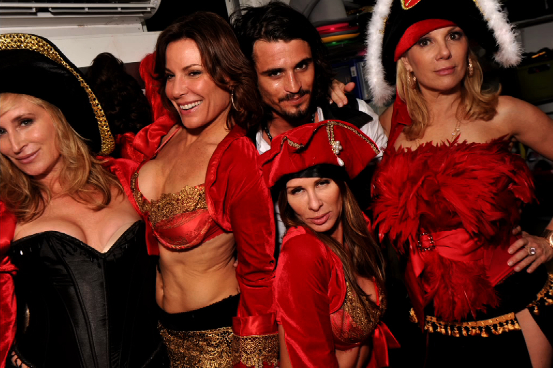 Rhony Pirate Update