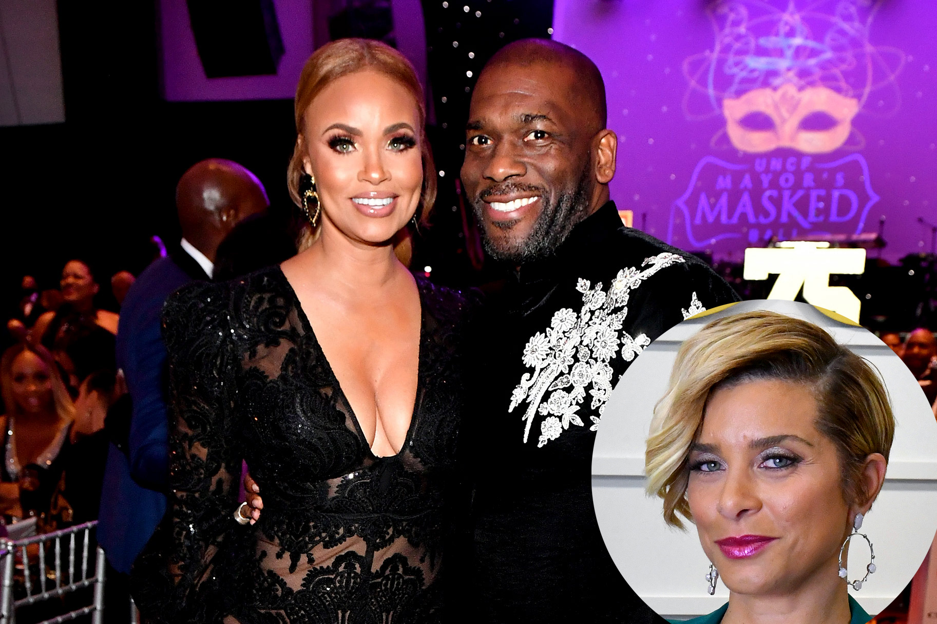 Robyn Dixon Gizelle Bryant Relationship