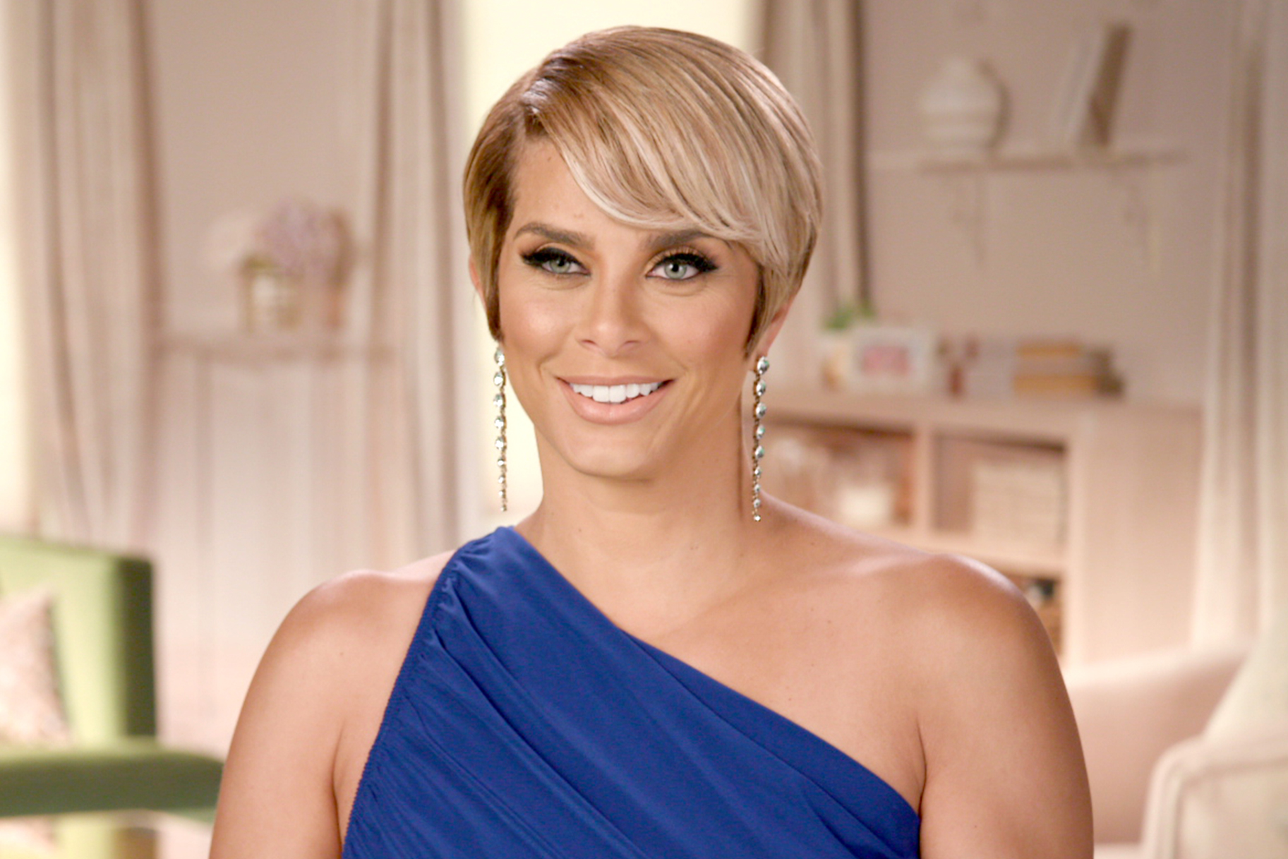 Robyn Dixon Interview Makeup