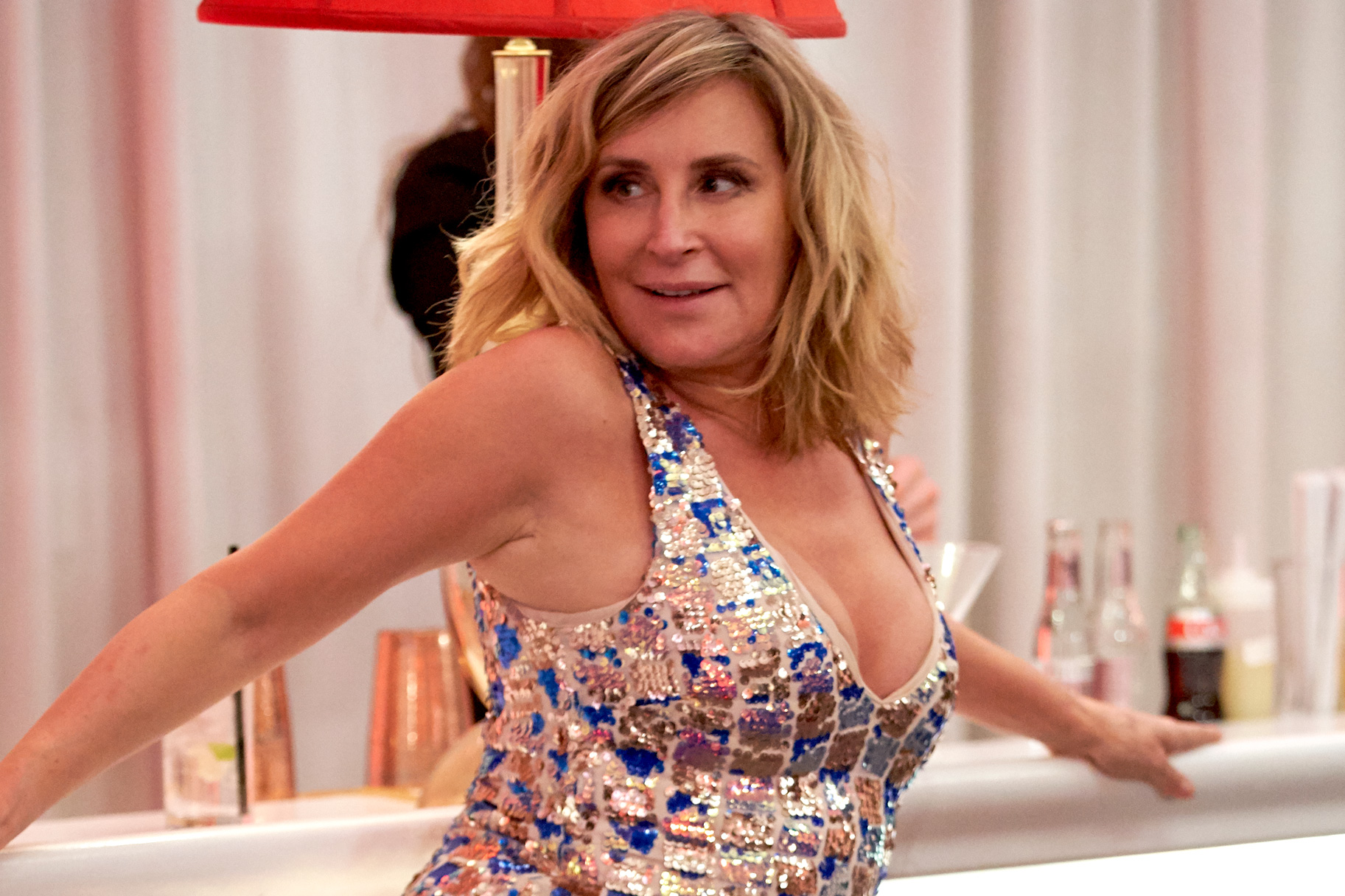 Sonja Morgan Ramona Birthday Party