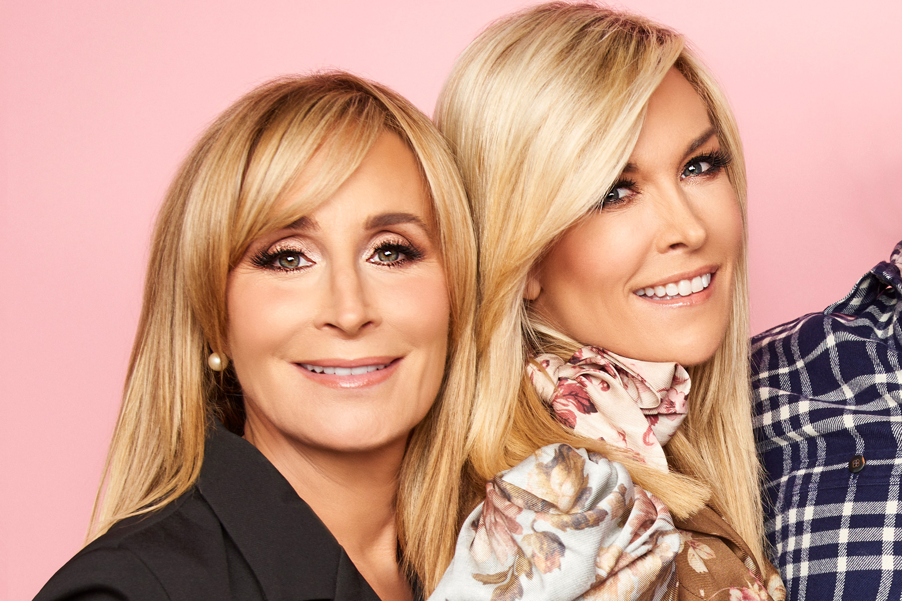 Sonja Morgan Tinsley Mortimer Reunion