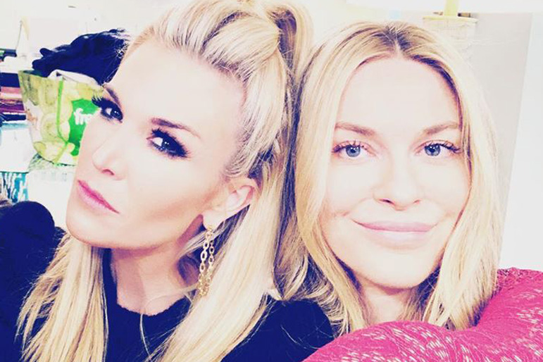 Tinsley Mortimer Leah Mcsweeney Rhony