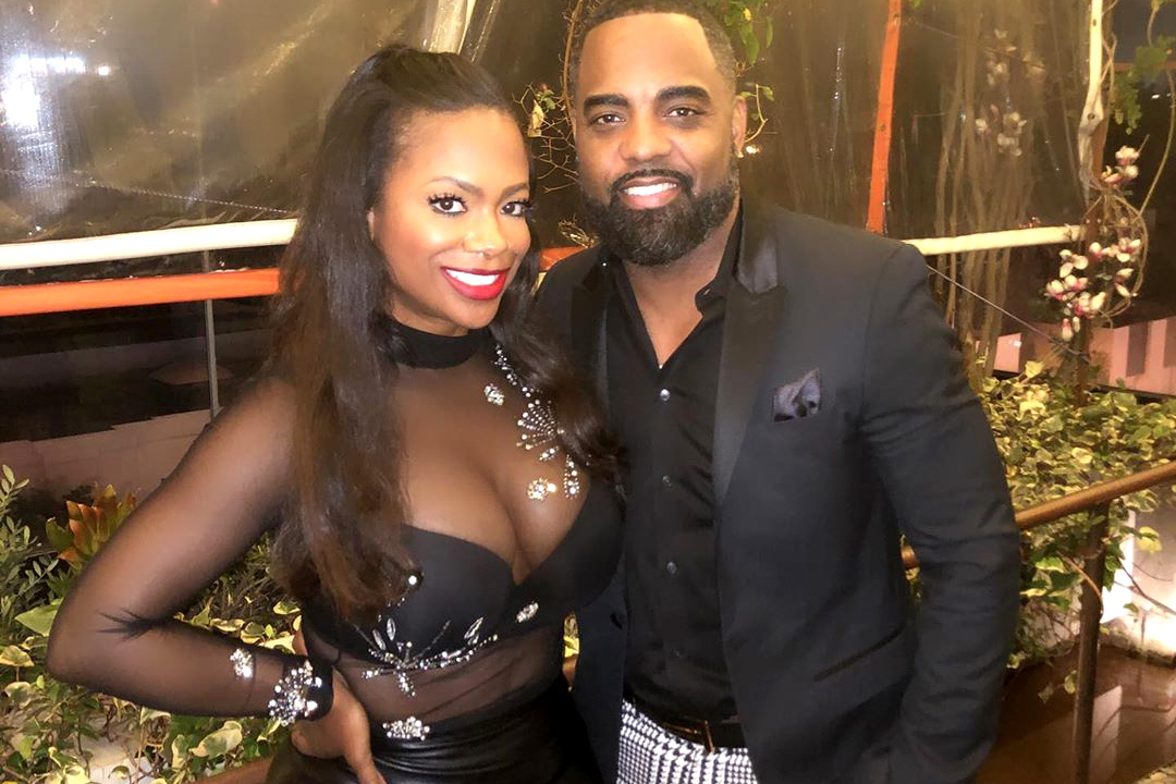 Todd Tucker Birthday Celebration Rhoa