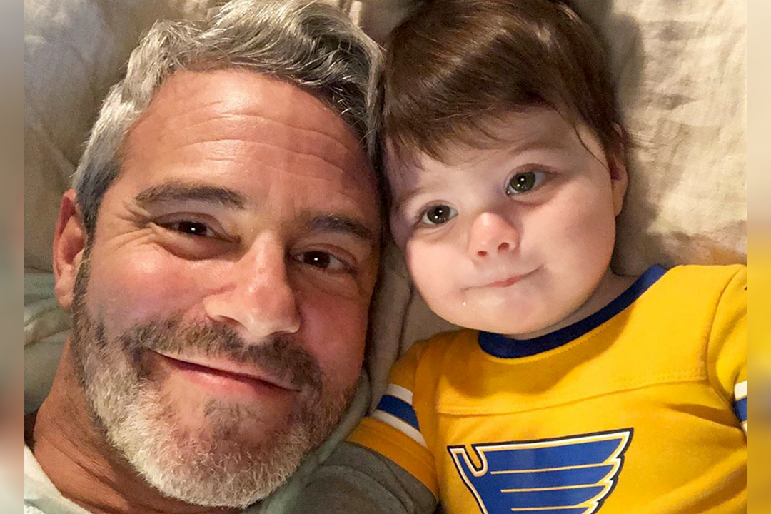 Andy Cohen Would Like to Film This OG Housewife Babysitting Benjamin for a Week