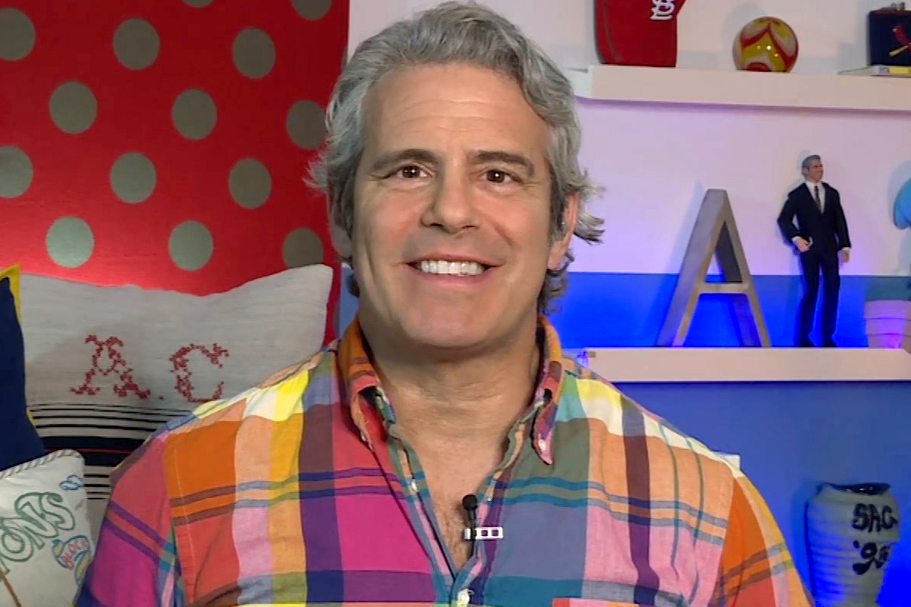Andy Cohen Comments On Rhoslc