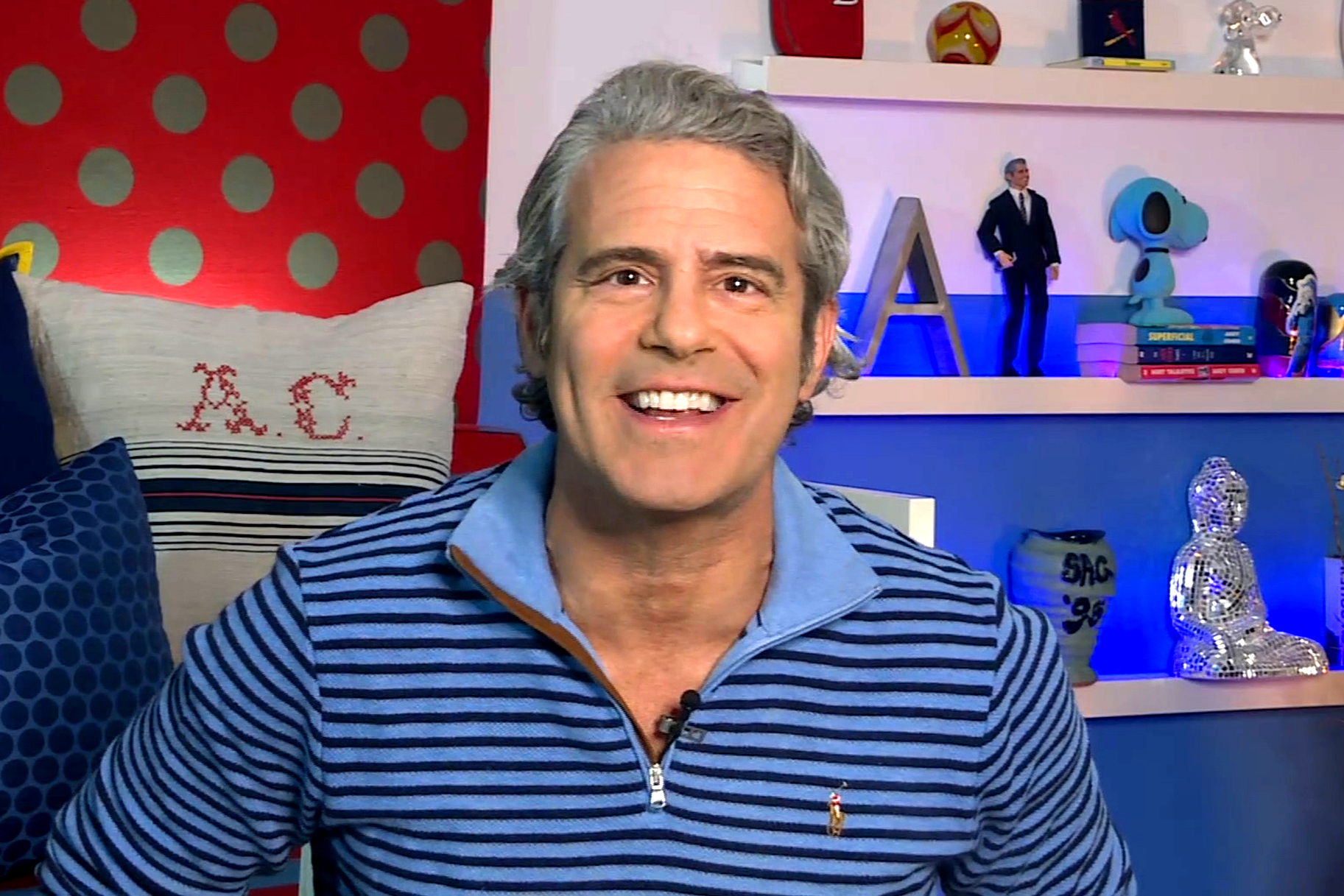 Andy Cohen On Retired Housewives