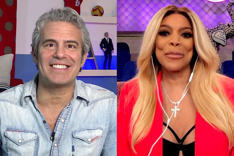 Andy Cohen Wendy Williams Rhoa
