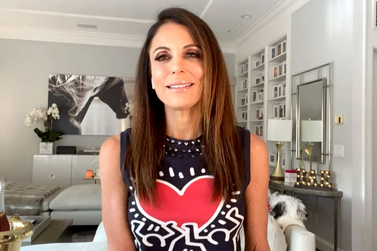 Bethenny Frankel Covid Relief Rhony 1