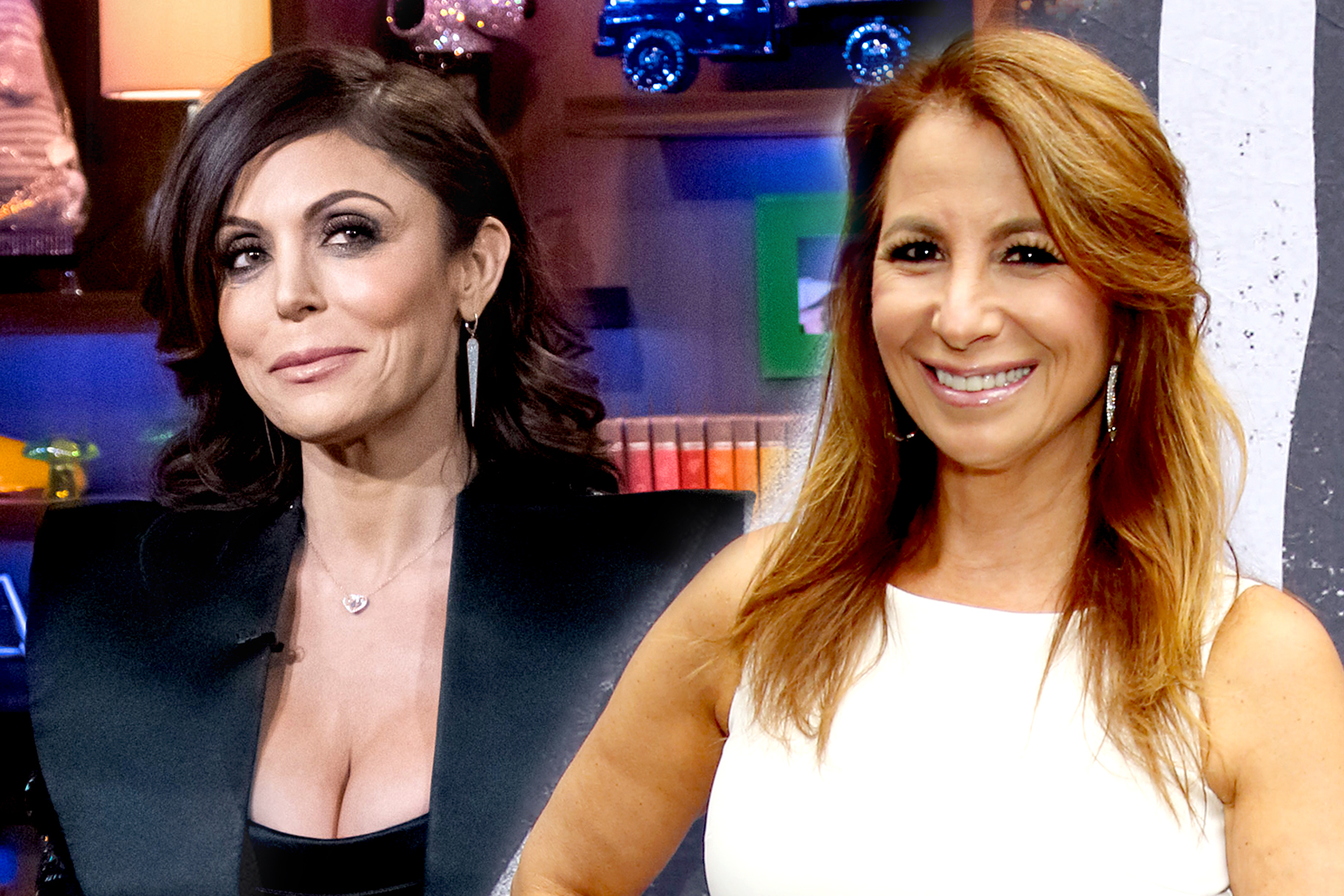 Bethenny Frankel Jill Zarin Friendship