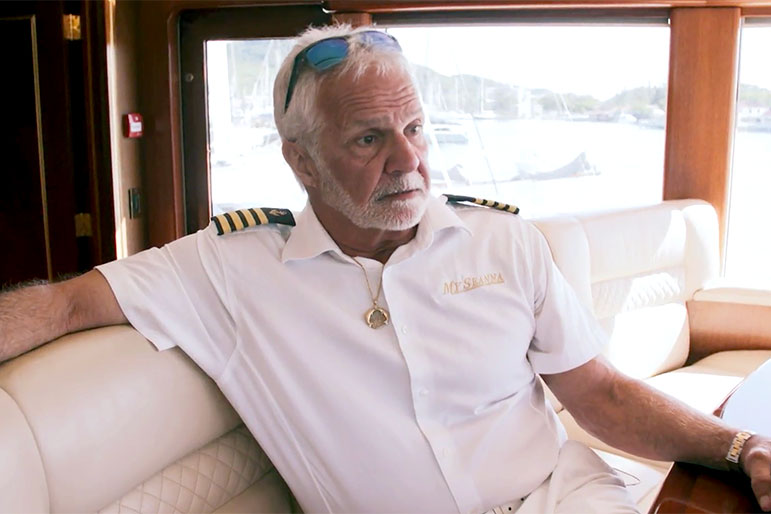 Captain Lee Below Deck Season 8