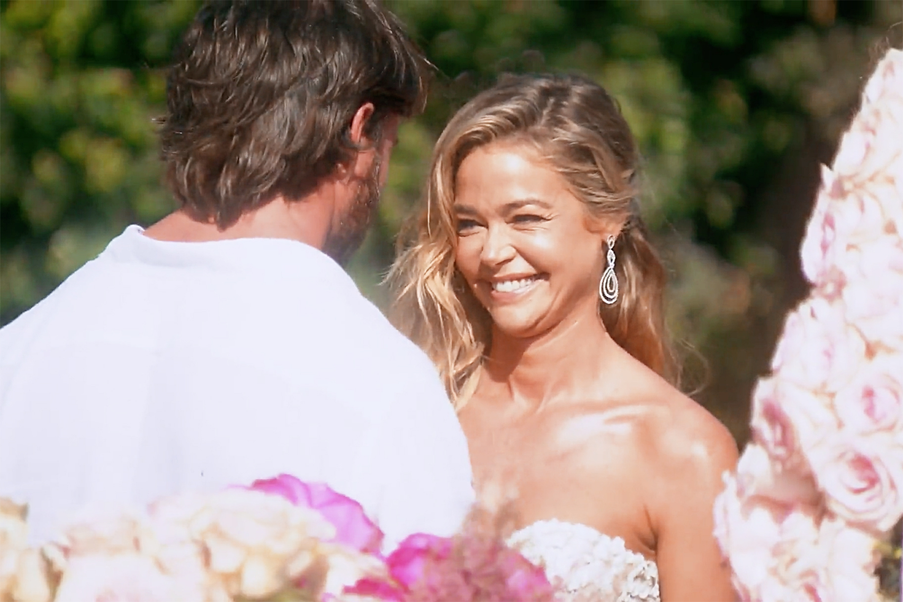 Denise Richards Wedding Aaron Phypers