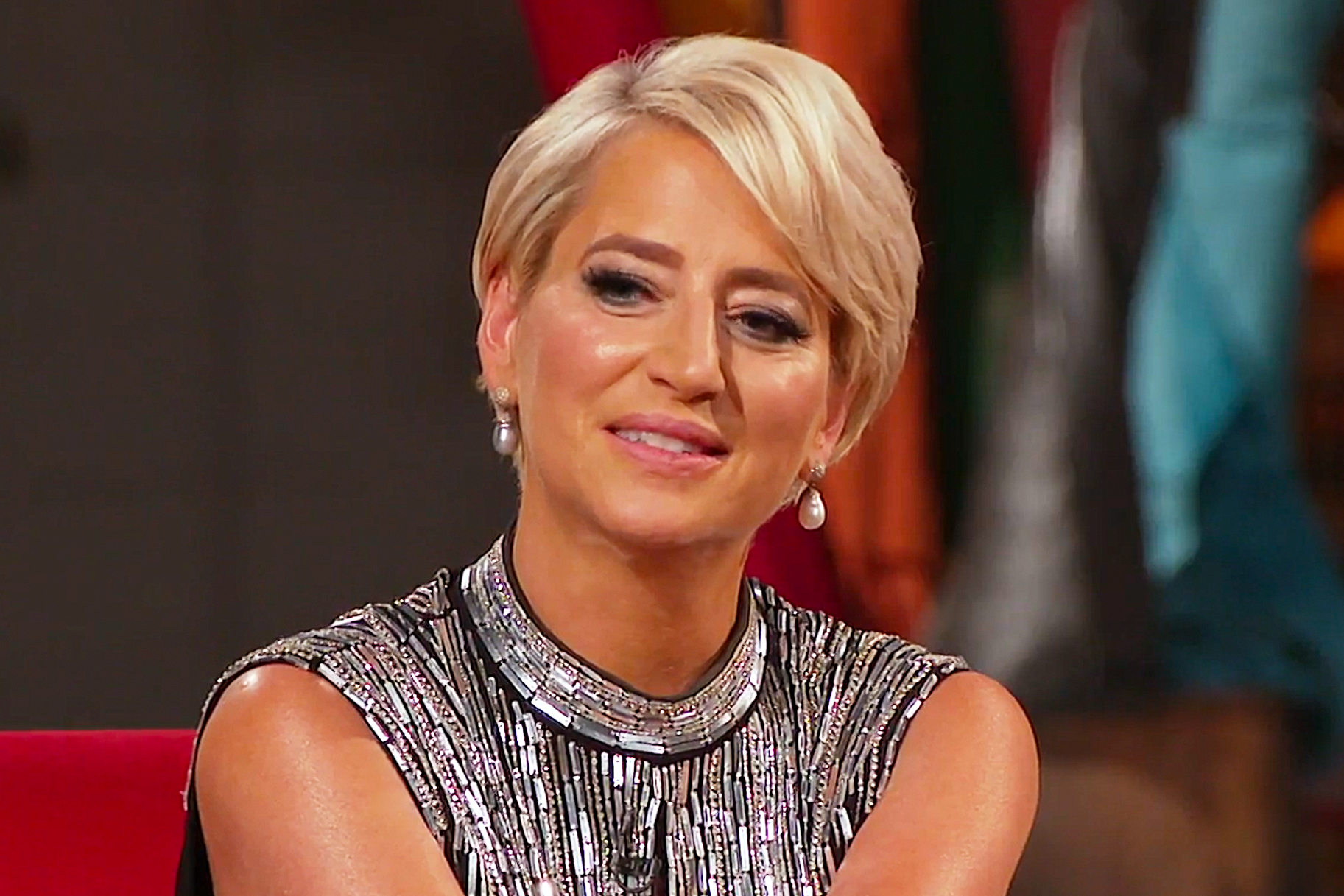 Dorinda Medley Reunion Beauty Look