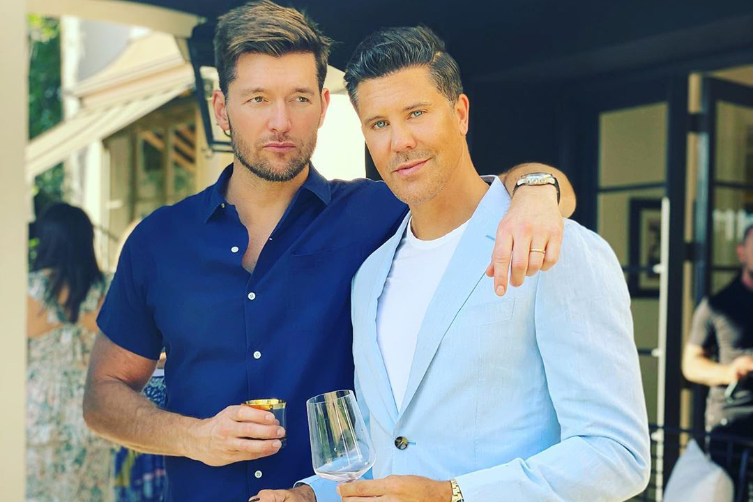 Fredrik Eklund Marriage Update