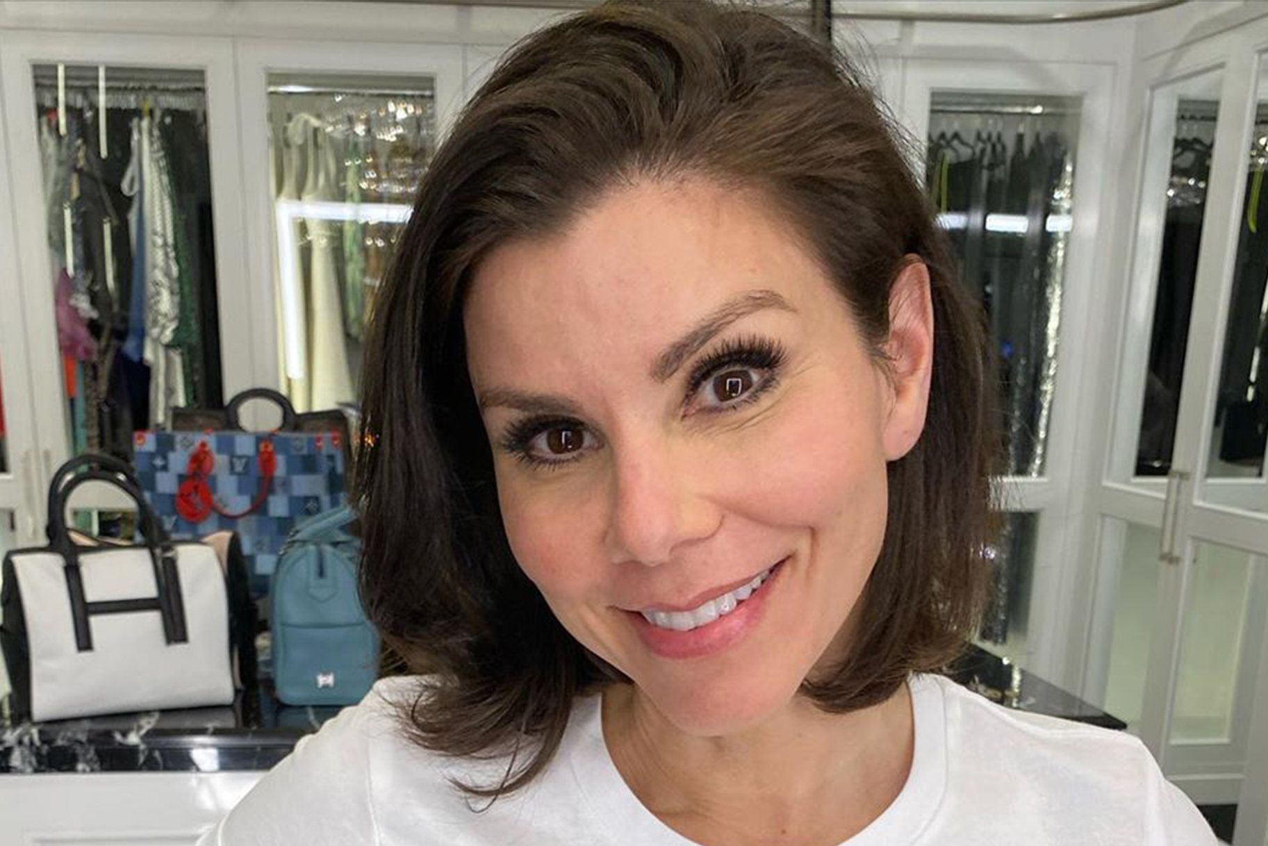 Heather Dubrow Pantry Organizing