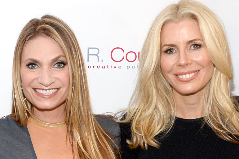 Heather Thompson Aviva Drescher Friendship