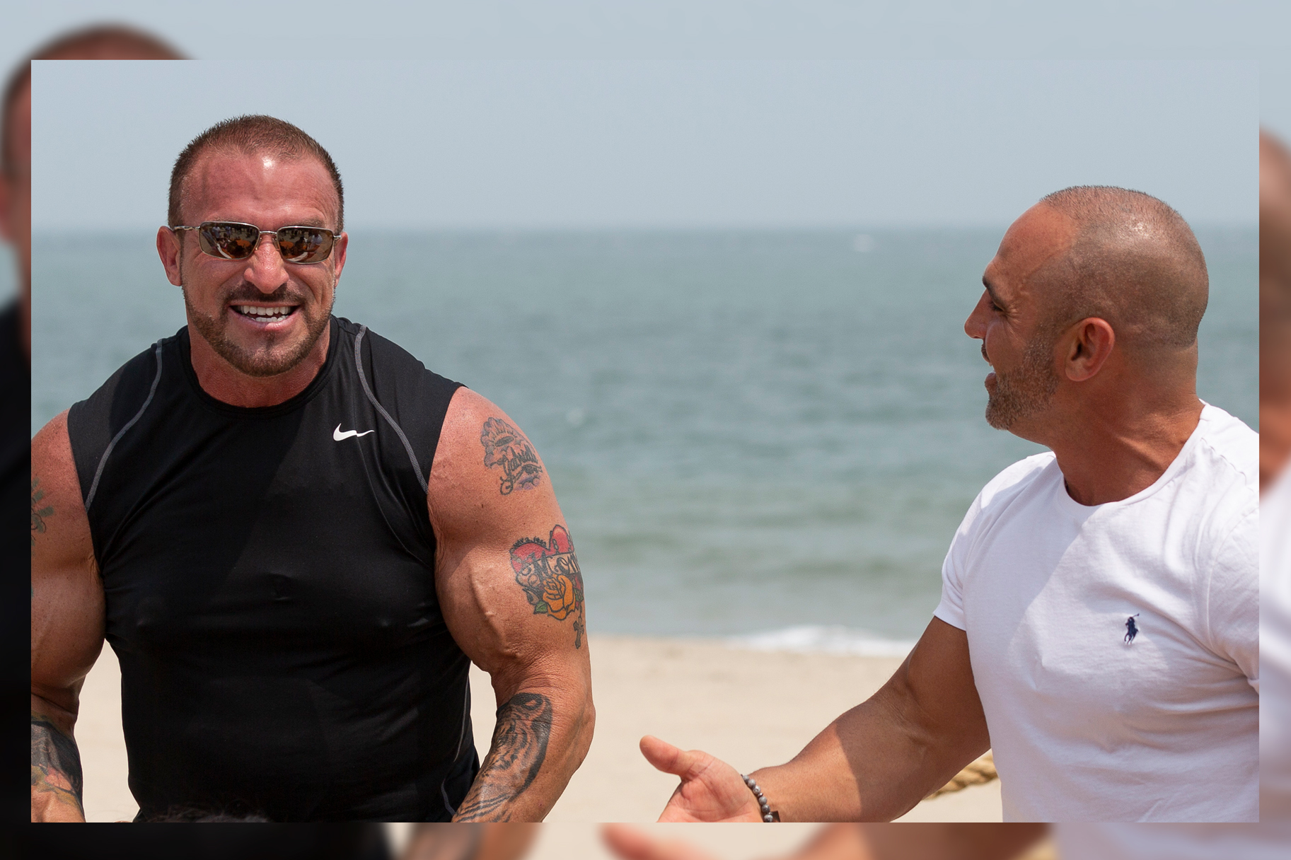 Joe Gorga Frank Catania Friendship