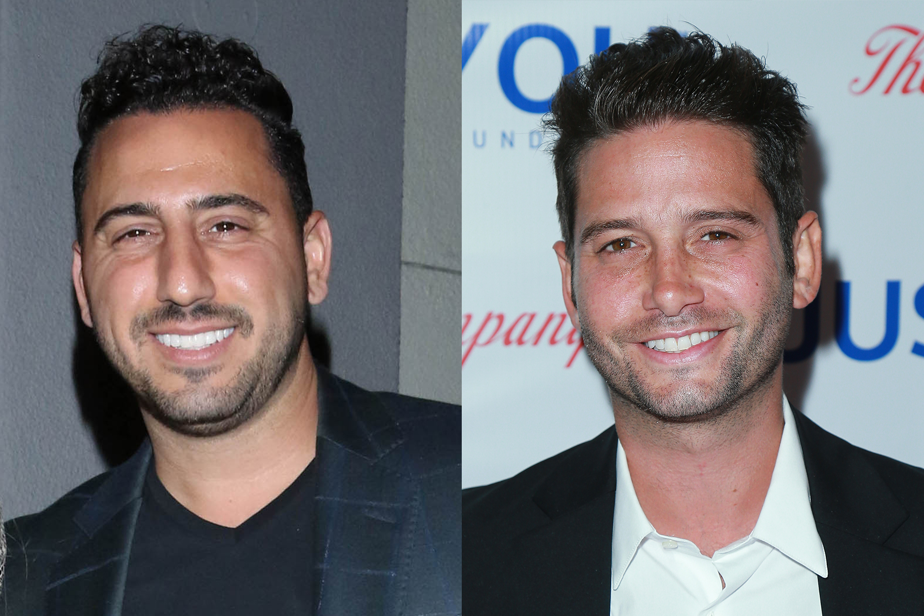 Josh Altman Josh Flagg Drinks
