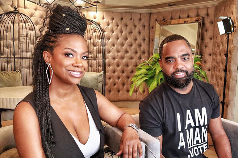 Kandi Burruss Todd Tucker Relationship