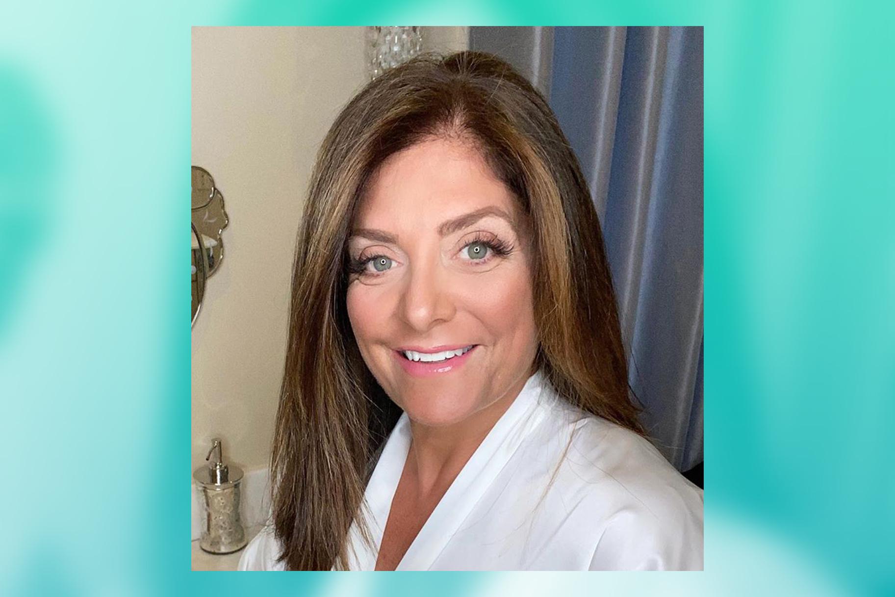 Kathy Wakile Hair Color