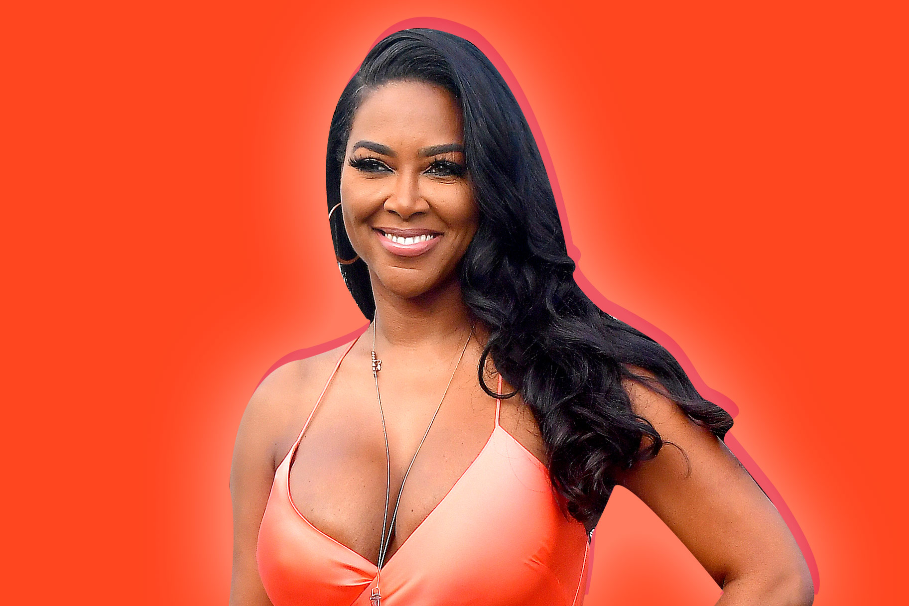 Kenya Moore Body Post Baby