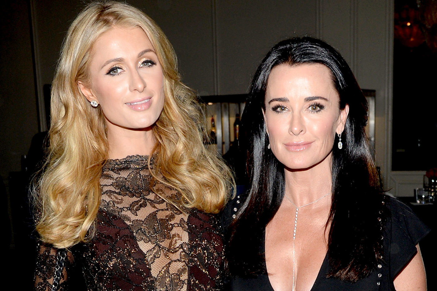 Kyle Richards Paris Hilton Documentary