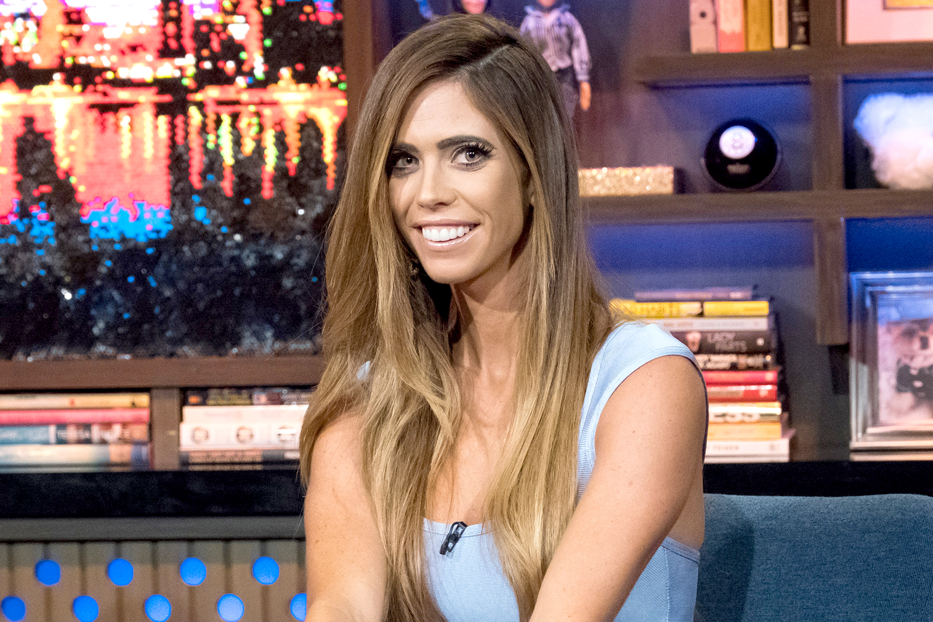 Lydia Mclaughlin Tells All Rhoc