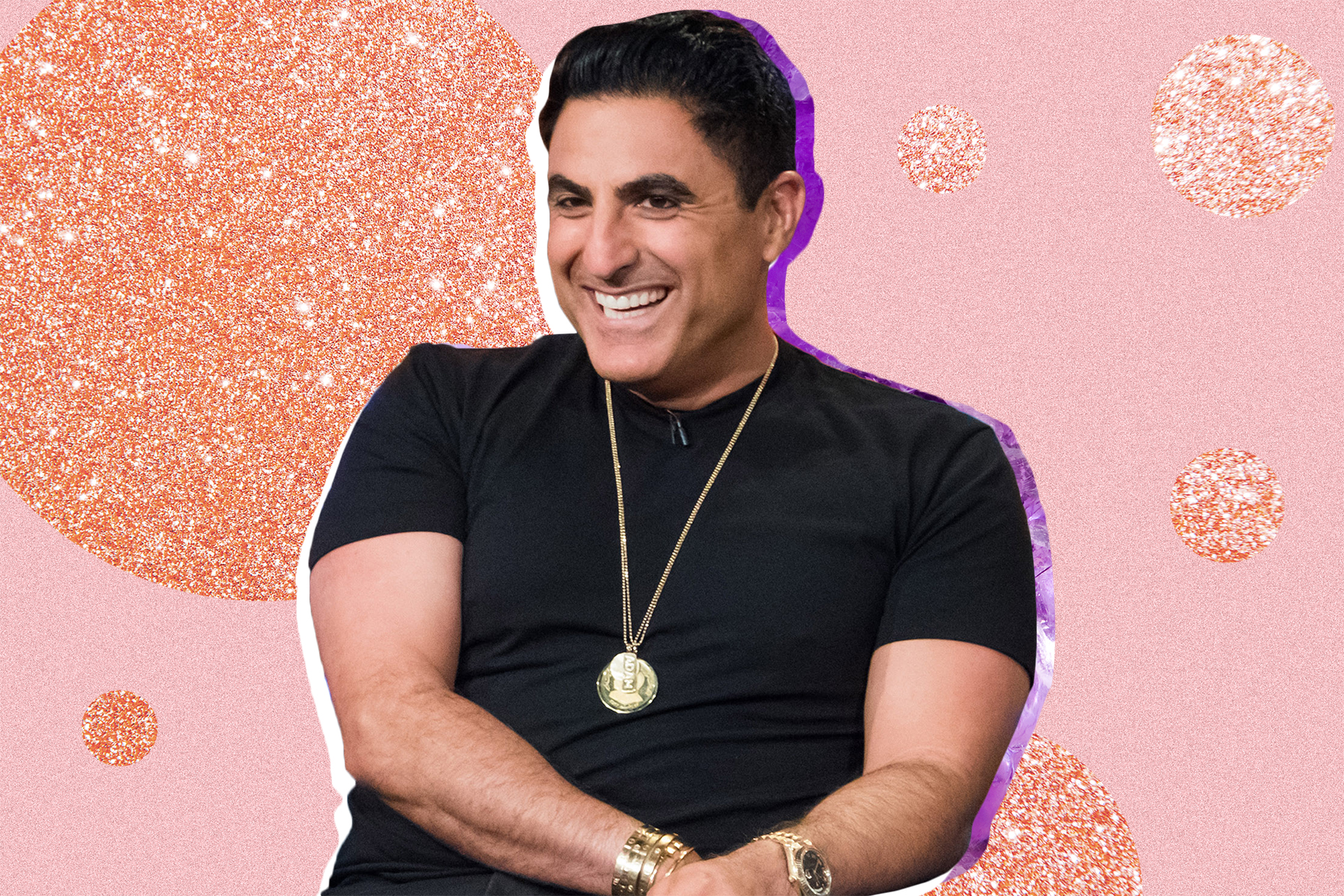 Most Wanted Reza Farahan Home