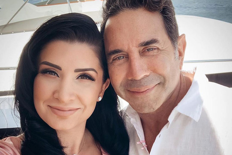 Paul Nassif Wedding Wife Brittany