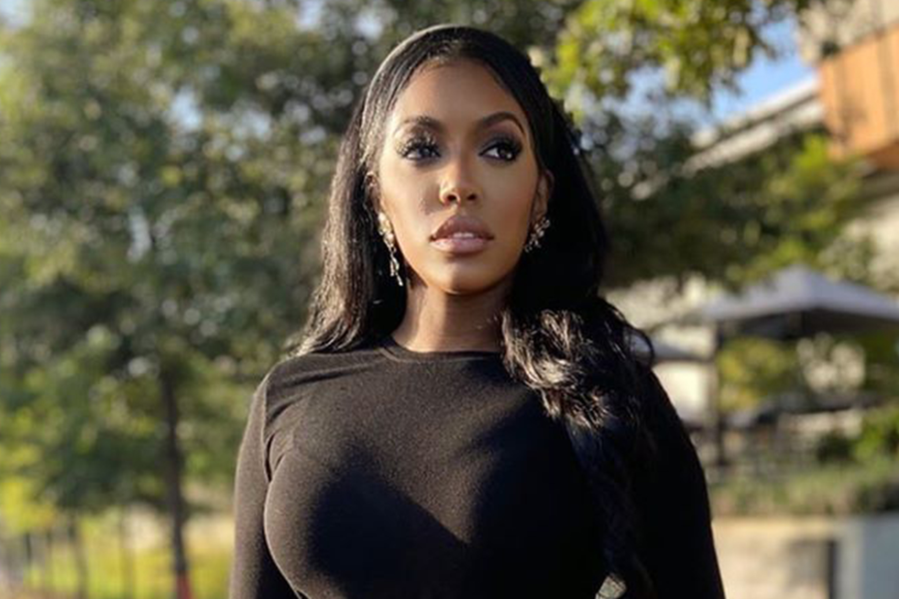 Porsha Williams Fall Fashion