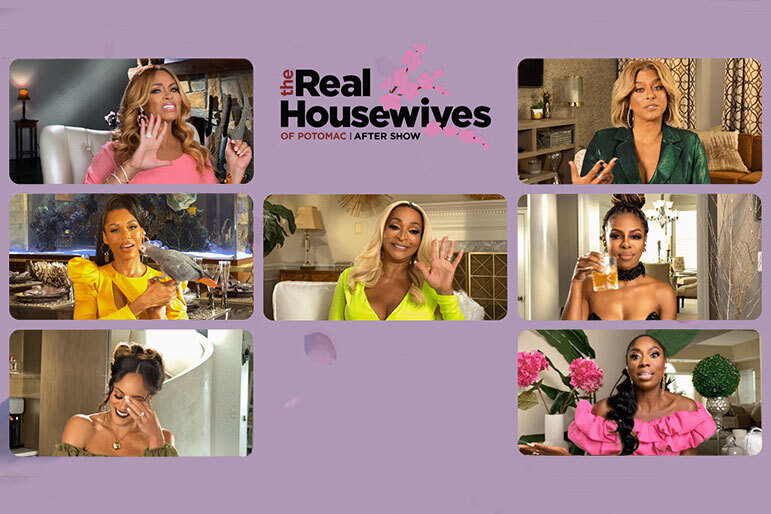 Real Housewives Of Potomac Aftershow