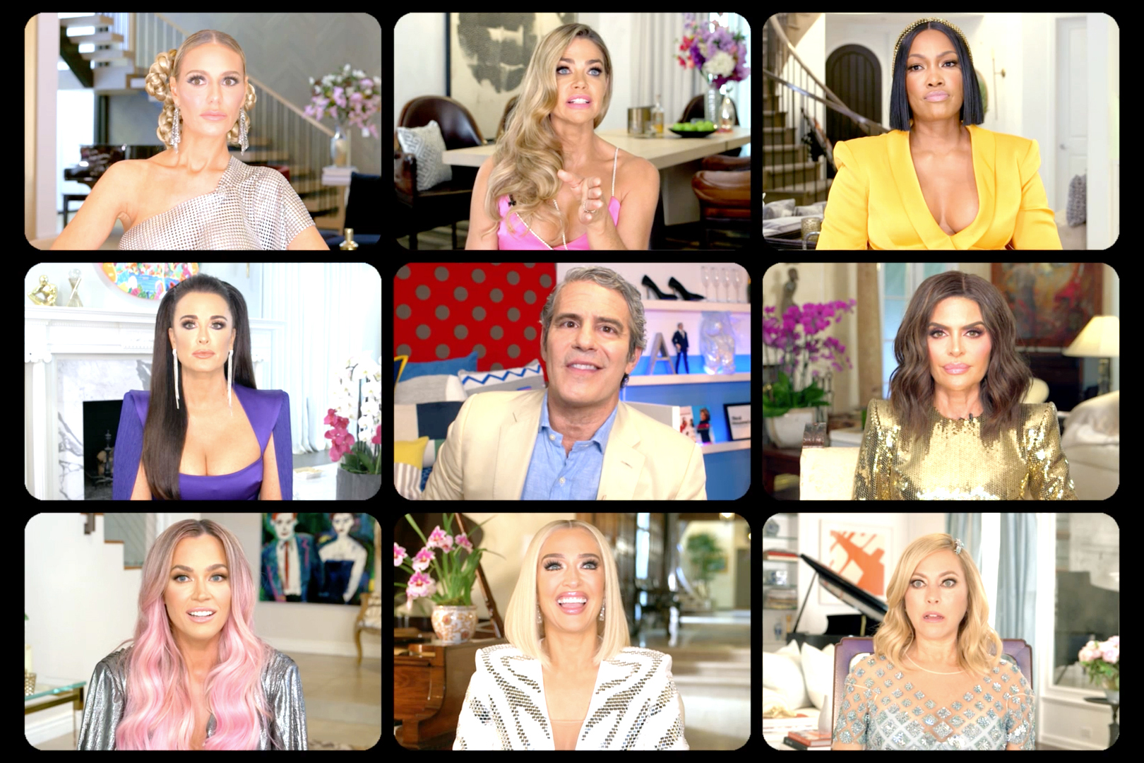 Rhobh Reunion Guest Appearances