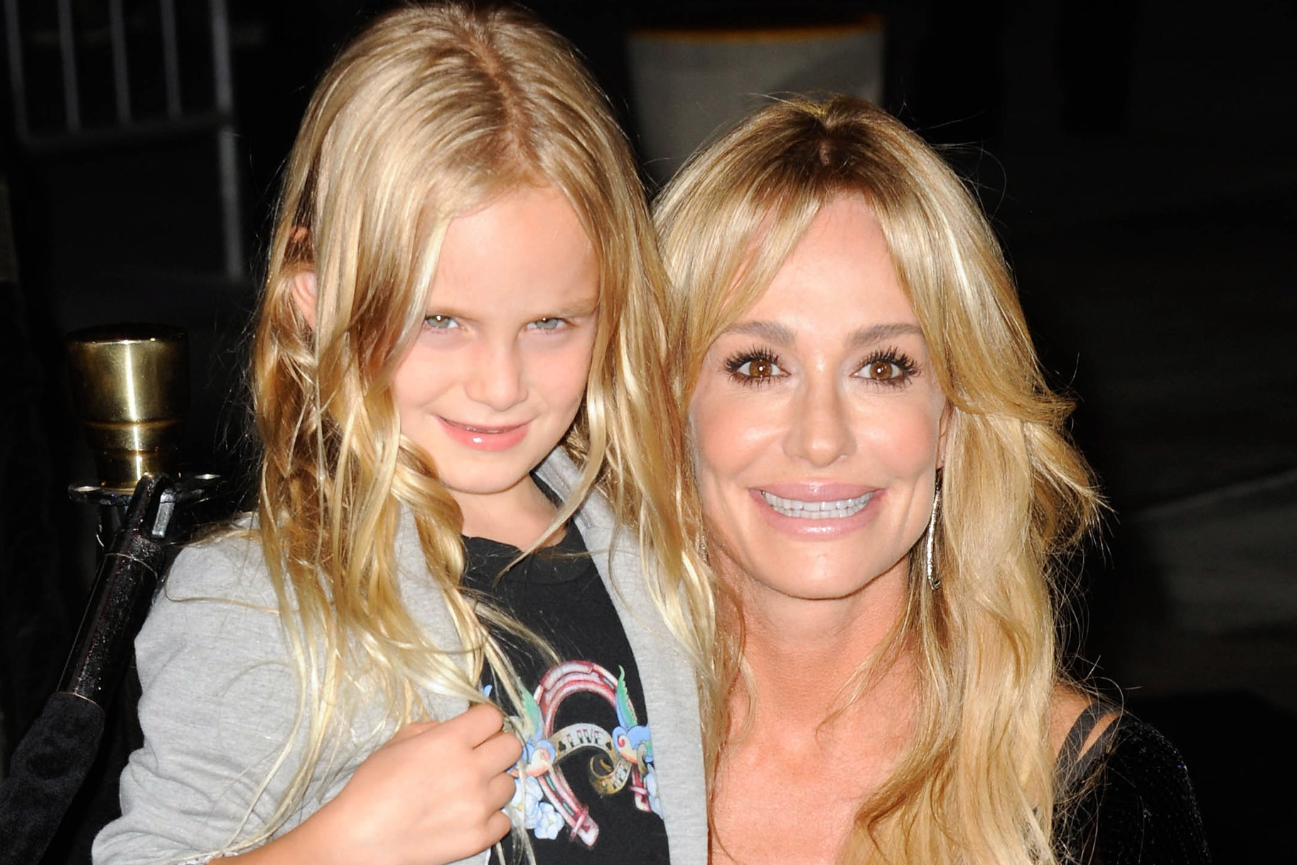 Taylor Armstrong Daughter Rhobh