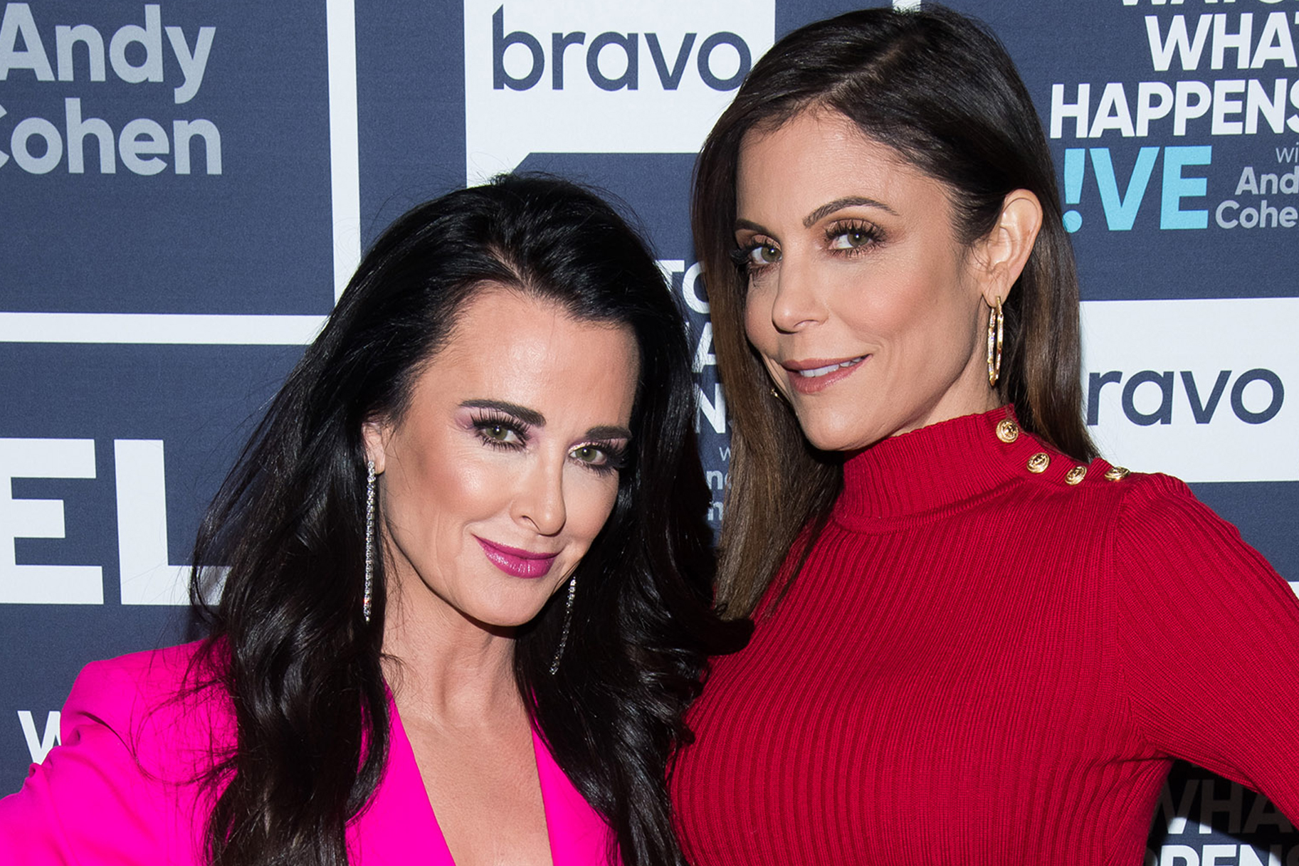 Bethenny Frankel Kyle Richards Wedding