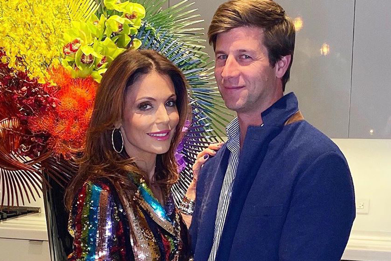 Bethenny Frankel Paul Bernon Split