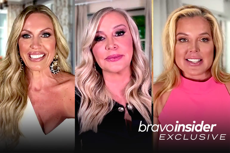 Bravo Insider Rhoc Interview Looks