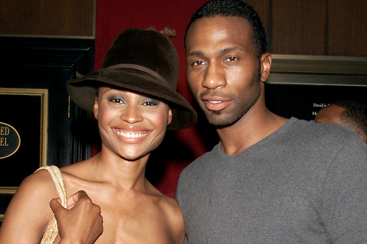 Cynthia Bailey Leon Robinson Friendship