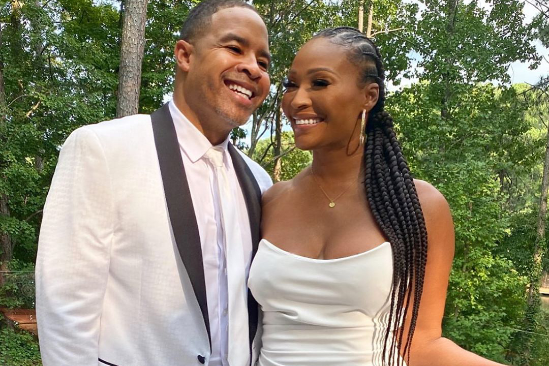 Cynthia Bailey Mike Hill Wedding 1