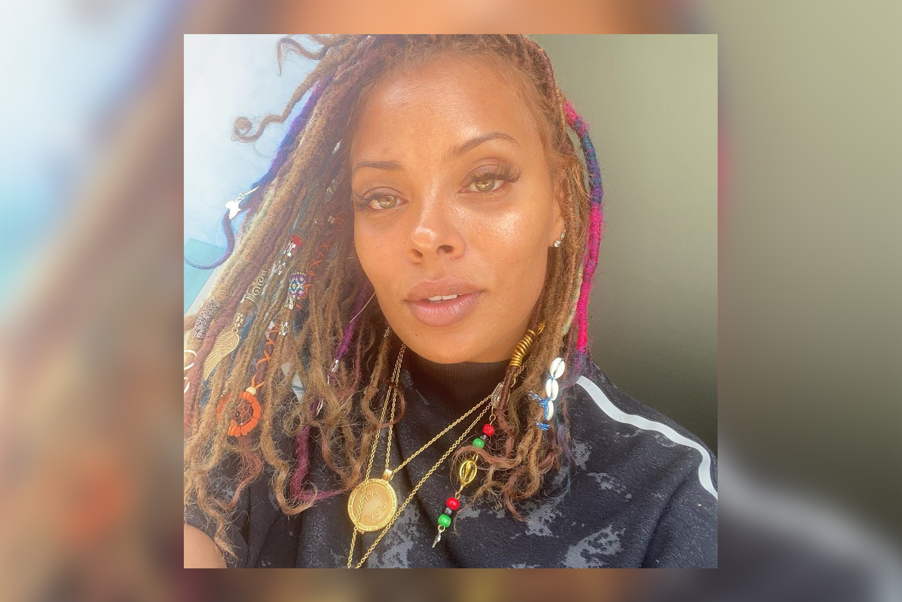 Eva Marcille Insecurities