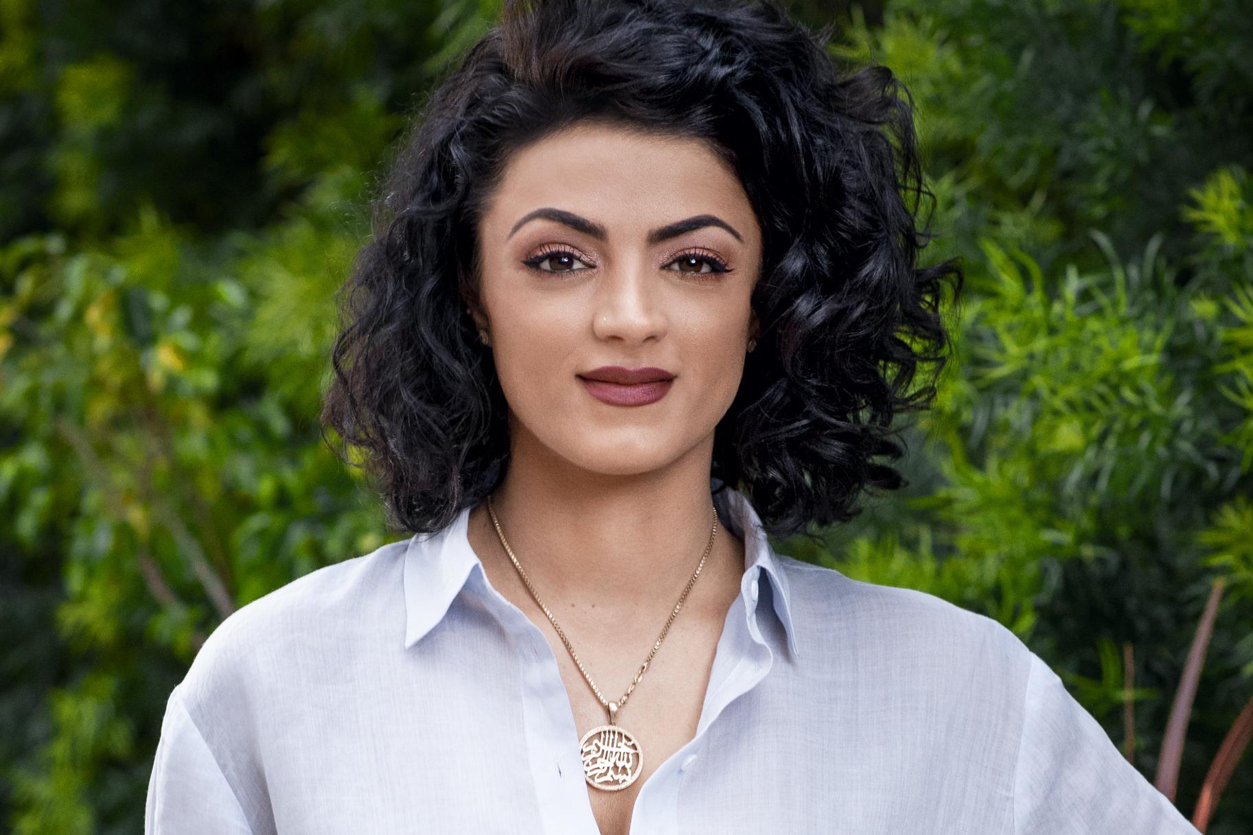 Golnesa Gharachedaghi Gg Baby